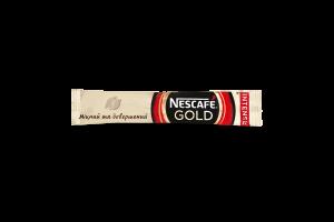 Кофе растворимый Nescafe Gold Intense сублимирован