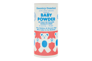 Country Comfort Herbal Baby Powder