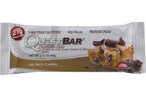 QuestBar Protien Bar Chocolate Chip Cookie Dough