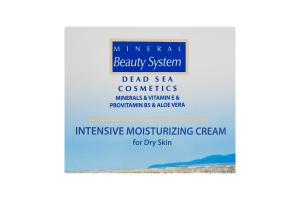 Mineral Beauty Sistem крем інтенсивний зволожуючий суха шкіра 50мл
