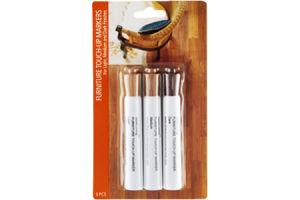Good Living Furniture Touch-Up Markers - 3 CT
