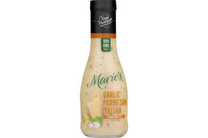 Marie's Vinaigrette Garlic Parmesan Italian