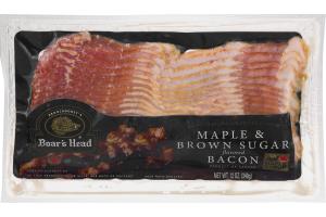 Boar's Head Maple & Brown Sugar Bacon