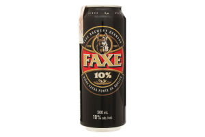 Пиво Faxe 10% з/б 0.5л х24