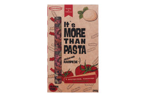 Вироби макаронні без глютену з моцарелою томатом і базиліком Healthy Generation к/у 240г
