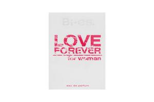 Парфюмированная вода женская Love Forever White Bi-es 100мл