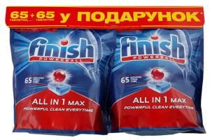 FINISH ТАБ Д/ПММ ALLIN1 65+65