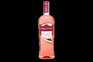 Вермут Oreanda Солодкий Рожевий десертний 1л., 15%