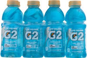 G2 Low Calorie Gatorade Thirst Quencher Glacier Freeze - 8 PK