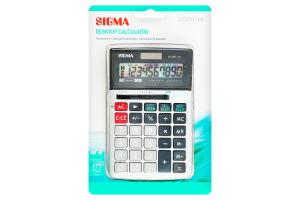 Калькулятор настольный DC057-10 Sigma 1шт