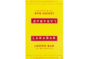 Larabar Fruit & Nut Food Bar Lemon - 16 CT