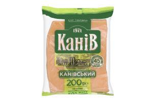 Сыр Каневский 50% Канев 1971 200г
