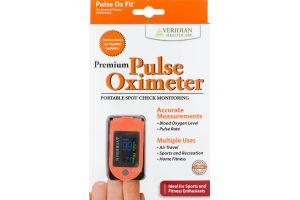 Veridian Healthcare Premium Pulse Oximeter