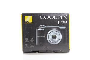Камера цифрова Nikon Coolpix L29 чорн