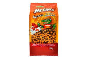 Сніданок сухий Кульки зі смаком карамелі Mr.Croco м/у 200г