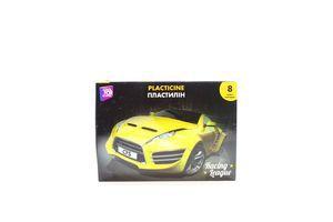 Пластилін Cool4School Racing League 8 кольорів 160г картон