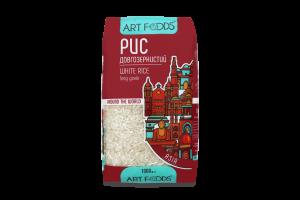 Рис довгозернистий шліфований Art Foods м/у 1000г