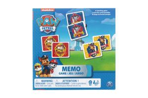 Гра настільна для дітей від 3рок №SM98400/6033326 Paw Patrol Spin Master 48ел