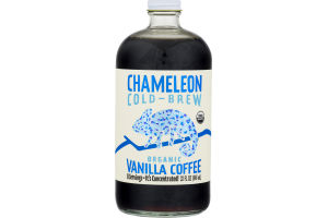 Chameleon Cold-Brew Organic Coffee Vanilla