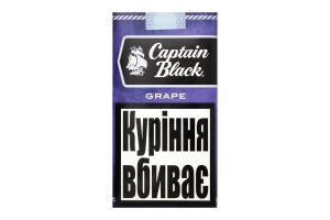 """СИГ. CAPTAIN BLACK LC GRAPE""""20"""