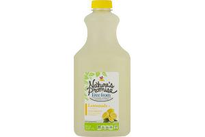 Nature's Promise Cold Pressed Lemonade