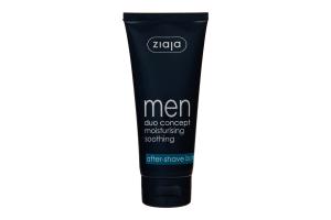Бальзам после бритья увлажняющий Men Ziaja 75мл