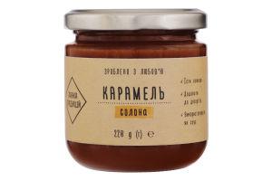 Карамель соленая Лавка традицій с/б 220г