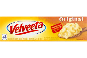 Velveeta Pasturized Cheese Original