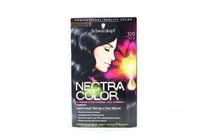Крем-краска для волос Nectra Color №100 Schwarzkopf