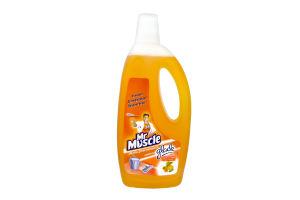 Средство для мытья поверхностей Универсал Цитрусовый коктейль Mr.Muscle 750мл