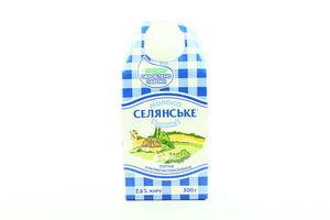 Молоко 2.6% ультрапастеризованное Особое Селянське т/п 500г