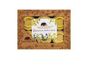 Набор подарочный 6 вкусов Сортовые меда Правильный мед к/у 6х50г