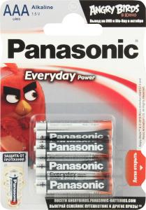 Батарейки ААА LR03 MN2400 Panasonic 4шт