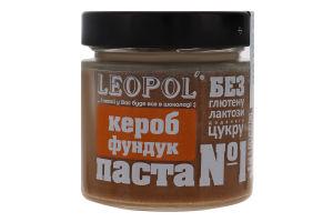 Паста без сахара №1 Фундук-кэроб молочный Leopol' с/б 200г