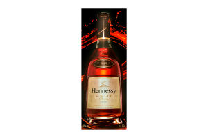 Коньяк 0.5л 40% V.S.O.P. Hennessy бут