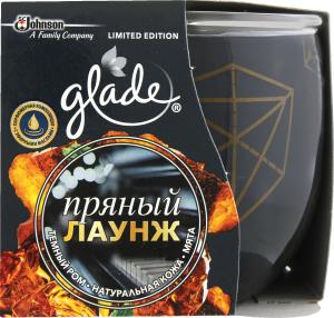 Glade/Глейд Свчк Пряний лаунж