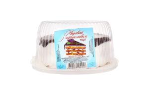 Торт 0,5 кг Цар Хліб Медовий з чорносливом п/уп