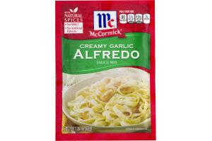 McCormick Creamy Garlic Alfredo Sauce Mix