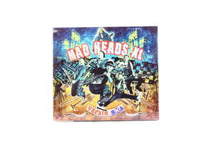 Диск CD Mad Heads XL УкраїнSKA