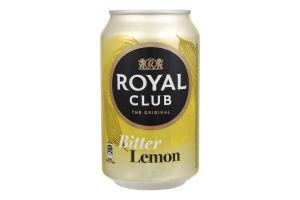 Напиток Royal Club Горький лимон б/алк газ