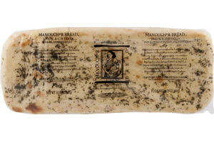 Manoucher Bread Olive Oil and Herb