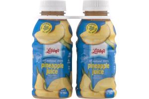 Libby's Pineapple Juice - 4 CT
