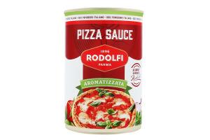 Соус для піци Aromatizzata Rodolfi з/б 400г