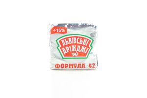Дрожжи хлебопекарные прессованные Формула 42 Львівські дріжджі м/у 42г