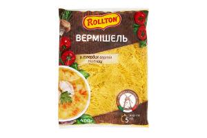 Изделия макаронные Роллтон Вермишель