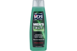 VO5 Men's 3-in-1 Fresh Energy