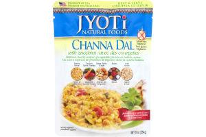 JYOTi Natural Foods Channa Dal