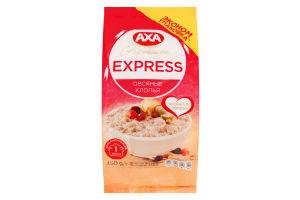 Хлопья овсяные Express Premium Axa м/у 450г