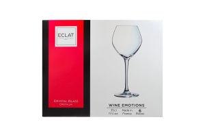 Н-р бокалов д/бел вина Eclat Wine Emotions 6*350мл