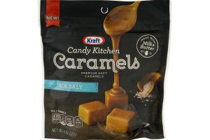 Kraft Candy Kitchen Caramels Sea Salt